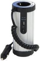 Invertteri CRX, 150W/300W 12V, USB-ulostulo