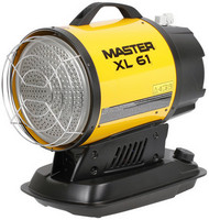 Infrapunalämmitin 17kW, Master XL 61