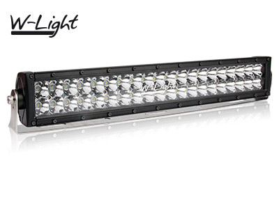 W-light Typhoon 590, LED Lisävalo, 120W, 563mm, Ref.40