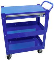 Avoin työkaluvaunu, 1 laatikko, IKH Professional