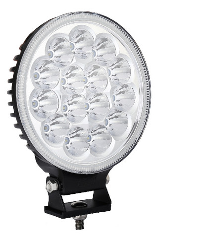 Arctic Bright T45, LED Lisävalo, 45W, 178mm, Ref 37,5
