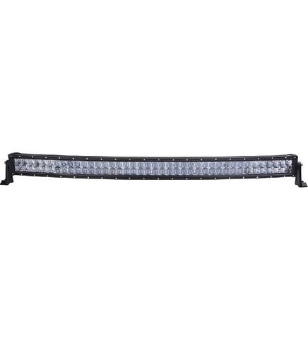 Loppu! Arctic Bright T40, LED Lisävalo, 240W, 890mm, kaareva