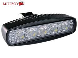 Bullboy LED-työvalo 15W, 9-32V