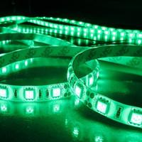 LED Valonauha 5m, 12V, 15W, IP20, vihreä