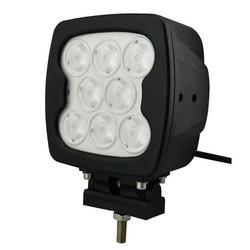 LED Työvalo 80W, 6720 lumen, Square CREE