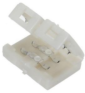 LED Nauhan painettava jatkoliitin 8mm
