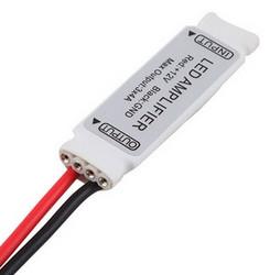 LED Vahvistin RGB-valonauhalle 12V