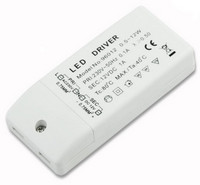 LED Muuntaja 12W, 12V, IP20