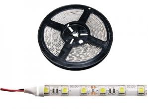 LED Valonauha 5m, 12V, 72W, IP20, 3200K lämmin valkoinen