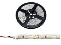 LED Valonauha 5m, 12V, 48W, IP20, 3000K lämmin valkoinen