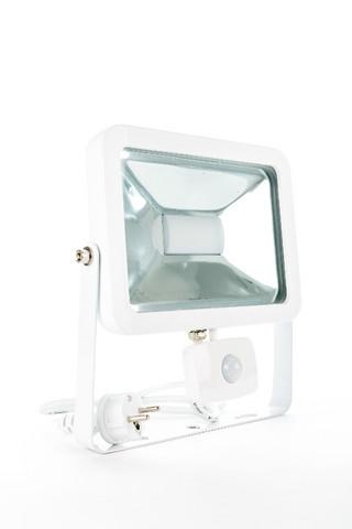 LED Energie C-Spot valonheitin sensorilla 50W, valkoinen