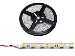 LED Valonauha 5m, 12V, 19,2W, IP20, 3000K lämmin valkoinen