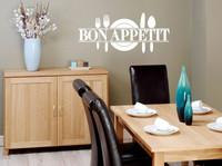 Sisustustarra Bon Appetit White