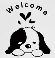 Sisustustarra Welcome Koira