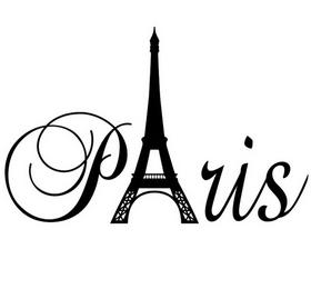 Sisustustarra Paris - Eiffel-torni