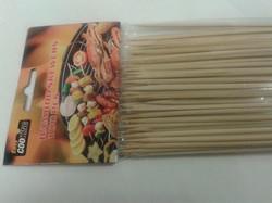 Varrastikku 30cm, Bambu, 100kpl, EasyCooking