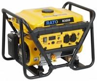 Aggregaatti Rato R3000, 12V/230V 3,0kW, bensiini