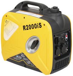 Aggregaatti-invertteri Rato R2000iS, 12/230V, 1,8kW, bensiini