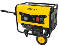 Aggregaatti Stanley SG 5600, 5600W, 230V/400V, Bensiini
