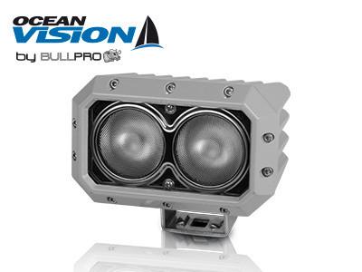 Loppu! Ocean Vision LED-työvalo 60W, 12-60V, 5400lm, 60ast