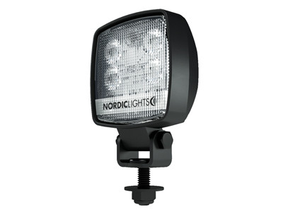 Nordic Lights LED-työvalo 10W, 12-24V, 500lm
