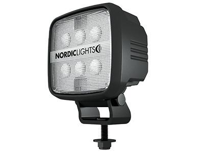 Nordic Lights LED-työvalo 28W, 12-24V, 2800lm