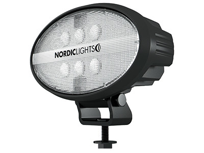 Nordic Lights LED-työvalo 39W, 12-24V, 3600lm