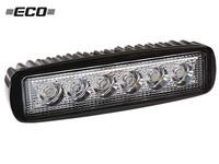 LED-työvalo 18W, 9-32V