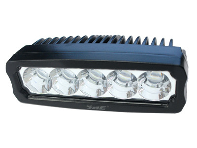 SAE LED-työvalo, 15W, 9-36V, 1050lm, musta