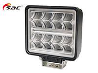 SAE LED-työvalo, 24W, 9-36V, 2272lm