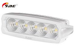 SAE LED-työvalo, 25W, 9-36V, 2250lm, valkoinen