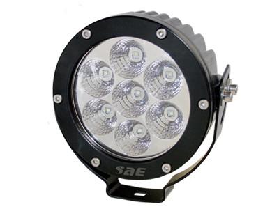 SAE LED-työvalo, 35W, 10-36V, 3486lm