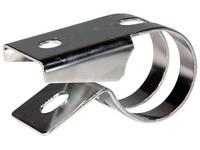 Lisävalon putkikiinnike 43mm, ruostumaton teräs, X-Vision