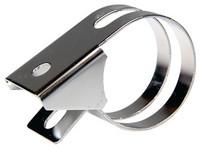 Lisävalon putkikiinnike 60mm, ruostumaton teräs, X-Vision