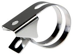 Lisävalon putkikiinnike 63mm, ruostumaton teräs, X-Vision