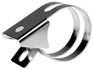 Lisävalon putkikiinnike 70mm, ruostumaton teräs, X-Vision