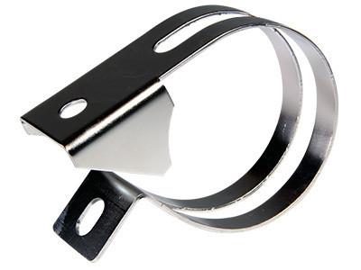 Lisävalon putkikiinnike 76mm, ruostumaton teräs, X-Vision
