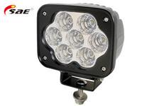 SAE LED-työvalo 35W, 9-36V, 3486lm