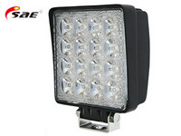 SAE LED-työvalo 48W, 9-36V, 2880lm