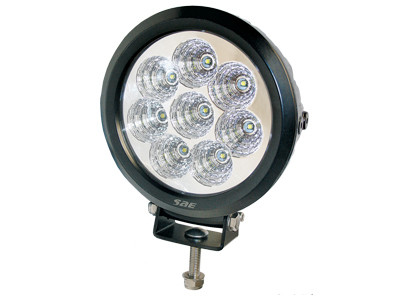 SAE LED-työvalo 80W, 9-36V, 7200lm
