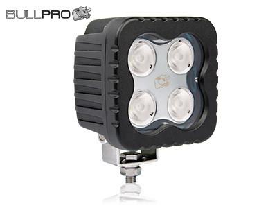 Bullpro LED-työvalo 60W, 12-48V, 5400lm