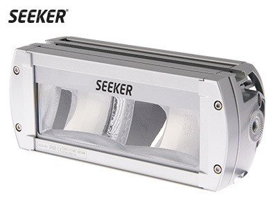 SEEKER 10 Platinum Edition, LED Lisävalo, 20W, 202mm, Ref 20