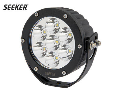 SEEKER, LED Lisävalo, 35W, 120mm, Ref 12,5