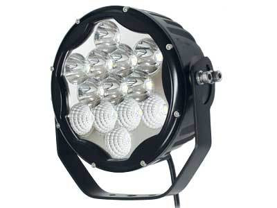 SEEKER, LED Lisävalo, 130W, 200mm, Ref 25