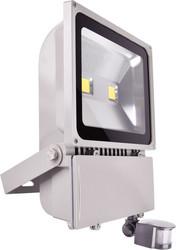Loppu! LED Energie Led-heitin pir-sensorilla 100W