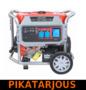Aggregaatti Ducar DG11050, 8000W, 230V, bensiini - PIKATARJOUS!