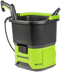 Painepesuri Greenworks 70bar 40V