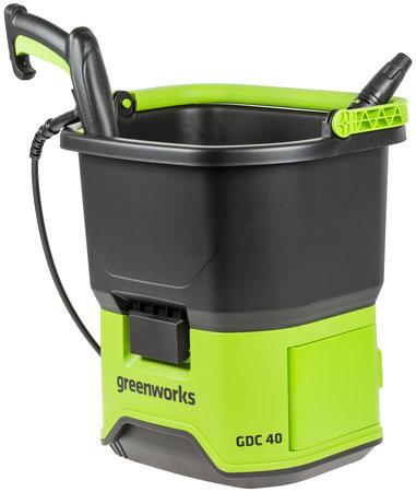 Painepesuri Greenworks 70bar 40V