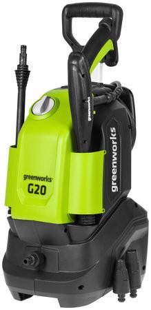 Loppu! Painepesuri Greenworks G20 110bar 1400W / 230V