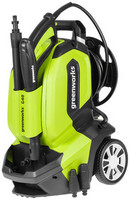 Painepesuri Greenworks G40 130bar 1900W / 230V